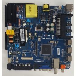CV9203H-Q42 TD Systems...